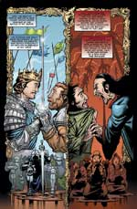 Dracula vs. King Arthur Page 2