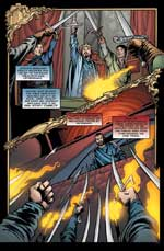 Dracula vs. King Arthur Page 3