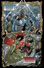 Dracula vs. King Arthur Page 4