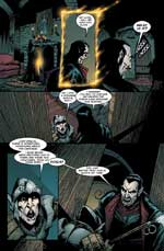 Dracula vs. King Arthur Page 8